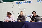 Harriet Dart (GBR) Main Draw at the Nature Valley International 2019 at Devonshire Park, Eastbourne, United Kingdom on 22 June 2019. Picture by Jonathan Dunville