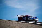 September 21-24, 2017: IMSA Weathertech at Laguna Seca. 67 Ford Chip Ganassi Racing, Ford GT, Ryan Briscoe, Richard Westbrook