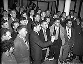 1959 - 23/10 Darts Team Arrive at Dublin Airport