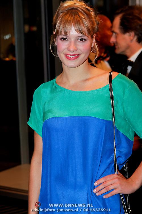 NLD/Amsterdam/20111017 - Premiere De Heineken Ontvoering, Sallie Harmsen