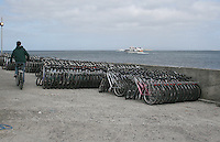 Bikes for rent on Inis Mor the Aran Islands Galway Ireland