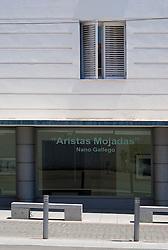 Casa de la Cultura. Don Benito. Rafael Moneo Architect