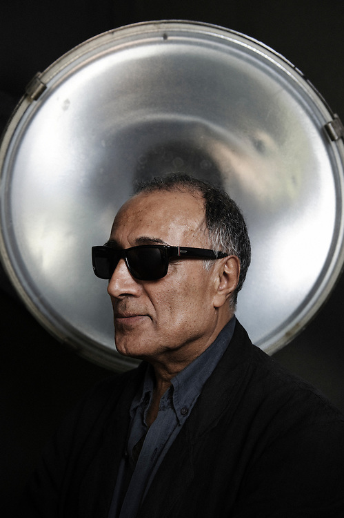 Certified Copy's director Abbas Kiarostami at the 63rd Cannes Film Festival. France. May 2010. Photo: Antoine Doyen