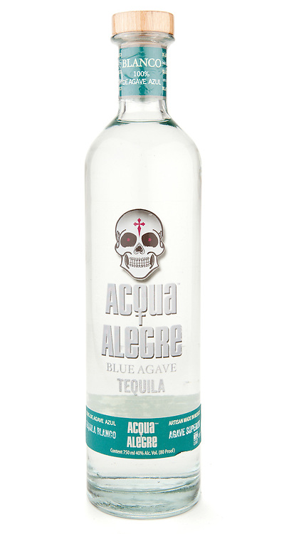 Acqua Alegre Tequila Blanco -- Image originally appeared in the Tequila Matchmaker: http://tequilamatchmaker.com
