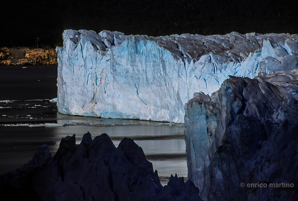 El Calafate, Perito Moreno glacier.