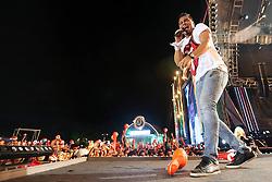 Show do Sorriso Maroto no Planeta Atl‰ântida 2013/RS, que acontece nos dias 15 e 16 de fevereiro na SABA, em Atl‰ântida. FOTO: Jefferson Bernardes/Preview.com