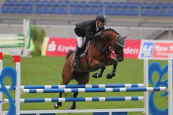 Vaske, Otto, Asagan M<br /> Verden - Int. Dressur- und Springfestival<br /> Springpferde 6j.<br /> © www.sportfotos-lafrentz.de/ Stefan Lafrentz