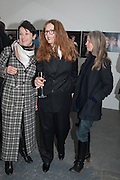 FIONA SKINNER; NICOLA TYSON; PAULINE DALY, Nicola Tyson exhibition of photographs: Bowie Nights at Billy's Club London 1978. Sadie Coles HQ. 9 Balfour Mews, London W1. 25 January 2013.