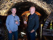 Joe Roberts & Attila Domolos, Winemaker