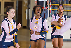 2015 A&T Volleyball vs Savannah State University