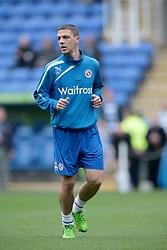 Reading's on loan Chris Baird - Photo mandatory by-line: Nigel Pitts-Drake/JMP - Tel: Mobile: 07966 386802 28/09/2013 - SPORT - FOOTBALL - Madejski Stadium - Reading - Reading V Birmingham City - Sky Bet Championship