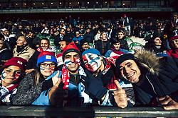 October 9, 2017 - Turku, Finland - Fans of Turkey and Finland during the FIFA World Cup 2018 qualification football match between Finland and Turkey in Turku, Finland on October 9, 2017. (Credit Image: © Antti Yrjonen/NurPhoto via ZUMA Press)