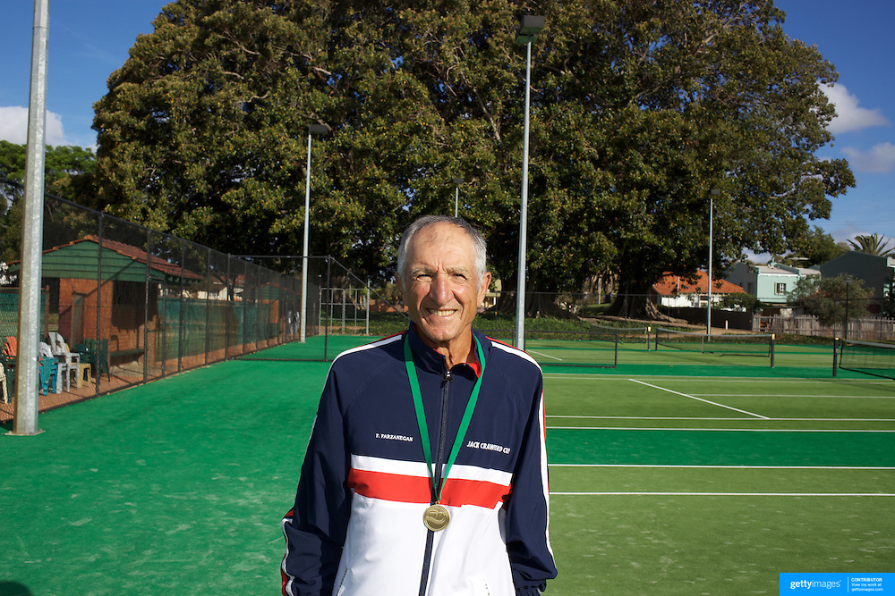 during the 2009 ITF Super-Seniors World Team and Individual Championships at Perth, Western Australia, between 2-15th November, 2009.