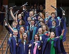 Bodyguard star Richard Madden gets honorary degree, Glasgow, 4 July 2019