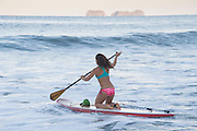 SUP (Stand Up Paddle boarding) & Yoga retreat, with ith Global Journey & Kindness Yoga, Sugar Beach, Costa Rica