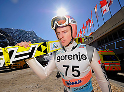 20.03.2014, Planica, Ratece, SLO, FIS Weltcup Ski Sprung, Planica, Qualifikation, im Bild Severin Freund // Severin Freund during the qualifikation of the mens individual large Hill of the FIS Ski jumping Worldcup Cup finals at Planica in Ratece, Slovenia on 2014/03/20. EXPA Pictures © 2014, PhotoCredit: EXPA/ Newspix/ Irek Dorozanski<br /> <br /> *****ATTENTION - for AUT, SLO, CRO, SRB, BIH, MAZ, TUR, SUI, SWE only*****