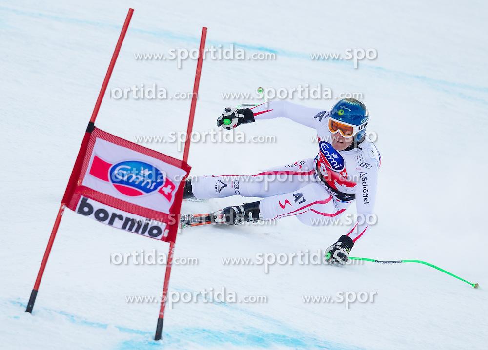 28.12.2012, Stelvio, Bormio, ITA, FIS Weltcup, Ski Alpin, Abfahrt, 2. Training, Herren, im Bild Otmar Striedinger (AUT) // Otmar Striedinger of Austria in action during 2nd practice of the mens Downhill of the FIS Ski Alpine Worldcup at the Stelvio course, Bormio, Italy on 2012/12/28. EXPA Pictures © 2012, PhotoCredit: EXPA/ Johann Groder