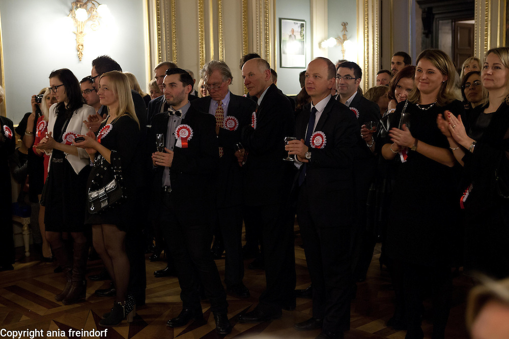 Polish City Club, Gala de Bienfaisance, Paris