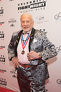 Buzz Aldrin attends the Celebrity Fight Night event on March 23, 2019 in Scottsdale, AZ.