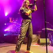 "WASHINGTON, DC - October 19th, 2015 - Tove Lo performs at the 9:30 Club in Washington, D.C. She released her debut album last year, which included the hit single ""Habits (Stay High)."" (Photo by Kyle Gustafson / For The Washington Post)"