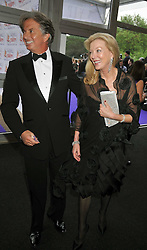 RICHARD & JACKIE CARING at The Butterfly Ball in aid of the Caudwell Children Charity held in Battersea park, London on 14th May 2009.