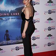 London, England, UK. 14th September 2017.Ella Jade attend the Landing Lake Film Premiere at Empire Haymarket,London, UK.