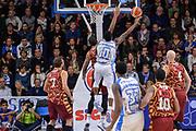 DESCRIZIONE : Campionato 2015/16 Serie A Beko Dinamo Banco di Sardegna Sassari - Umana Reyer Venezia<br /> GIOCATORE : MarQuez Haynes<br /> CATEGORIA : Tiro Penetrazione Sottomano Controcampo<br /> SQUADRA : Dinamo Banco di Sardegna Sassari<br /> EVENTO : LegaBasket Serie A Beko 2015/2016<br /> GARA : Dinamo Banco di Sardegna Sassari - Umana Reyer Venezia<br /> DATA : 01/11/2015<br /> SPORT : Pallacanestro <br /> AUTORE : Agenzia Ciamillo-Castoria/L.Canu