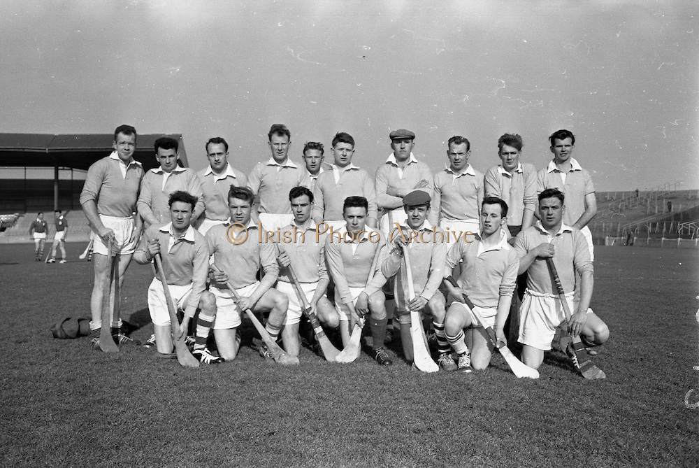Railway Cup Semi-Final, Munster v Ulster, at Croke Park. Ulster Team..24.02.1963