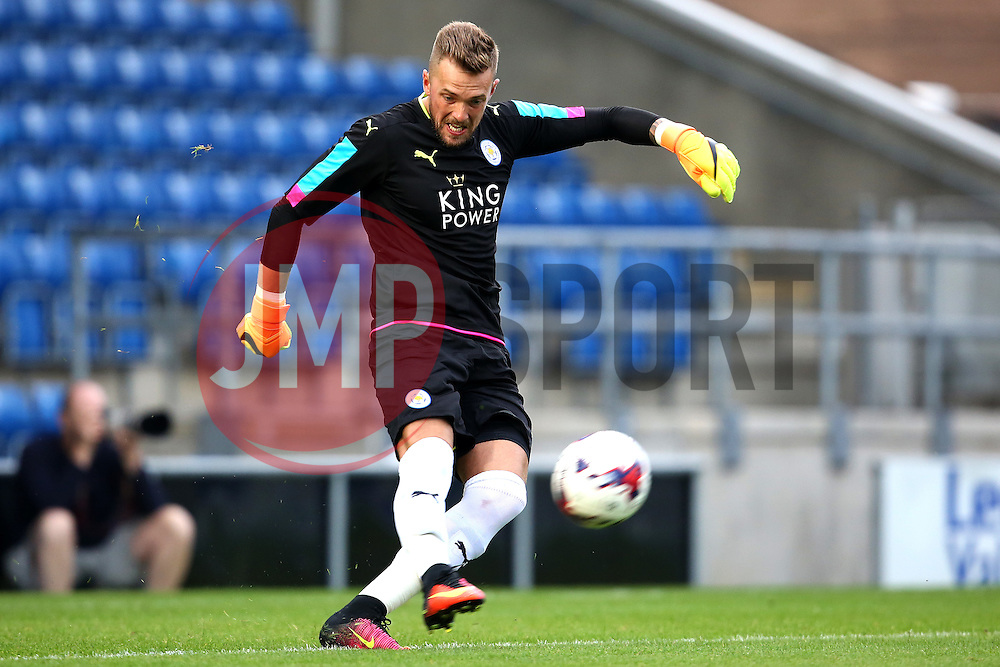 Ryan Fulton of Chesterfield - Mandatory by-line: Matt McNulty/JMP - 02/08/2016 - FOOTBALL - Pro Act Stadium - Chesterfield, England - Chesterfield v Leicester City - Pre-season friendly