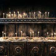 Votive candales