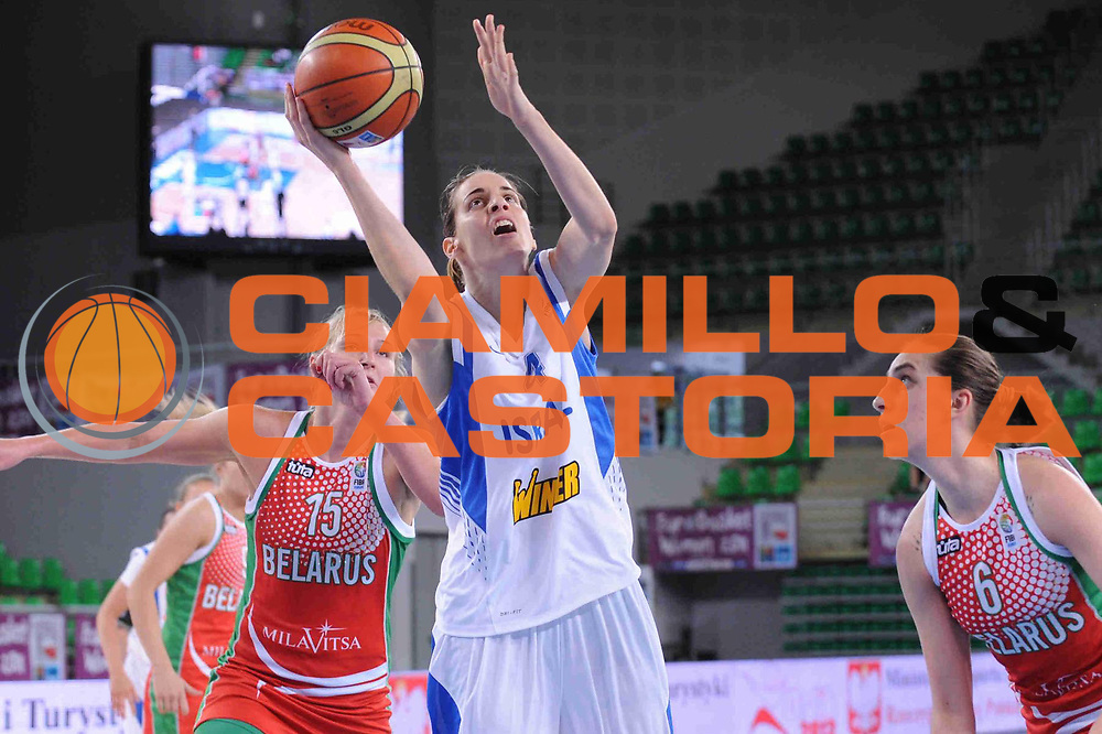 DESCRIZIONE : Bydgoszcz Poland Polonia Eurobasket Women 2011 Round 1 Israele Bielorussia Israel Belarus<br /> GIOCATORE : Laid Suez Karni<br /> SQUADRA : Israele Israel<br /> EVENTO : Eurobasket Women 2011 Campionati Europei Donne 2011<br /> GARA : Israele Bielorussia Israel Belarus<br /> DATA : 19/06/2011 <br /> CATEGORIA : <br /> SPORT : Pallacanestro <br /> AUTORE : Agenzia Ciamillo-Castoria/M.Marchi<br /> Galleria : Eurobasket Women 2011<br /> Fotonotizia : Bydgoszcz Poland Polonia Eurobasket Women 2011 Round 1 Israele Bielorussia Israel Belarus<br /> Predefinita :
