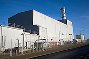 Gas fired power station, Great Yarmouth, Norfolk, England
