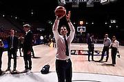 Francesco Daniello<br /> Presentazione Campionato Lega Basket 2016-2017<br /> Basket Serie A  2016<br /> Milano 26/09/2016<br /> Foto Ciamillo-Castoria