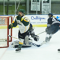 5th year forward Kylee Kupper (21) of the Regina Cougars in action during the Women's Hockey home game on October 14 at Co-operators arena. Credit: Arthur Ward/Arthur Images