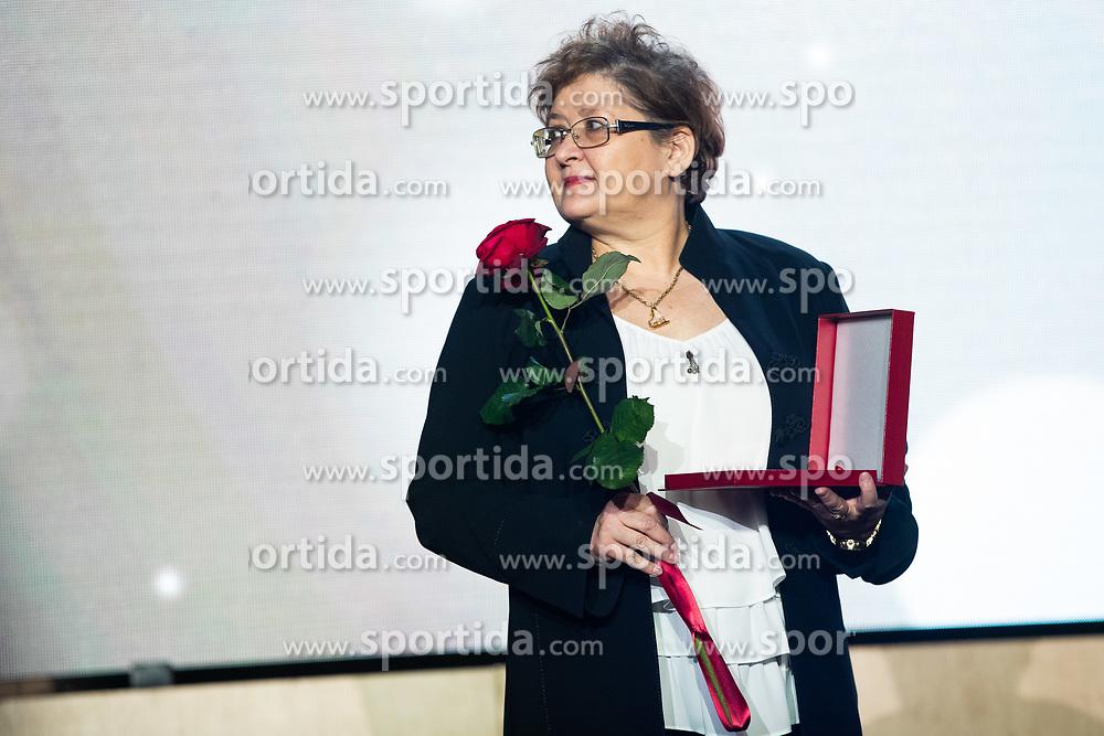 Marina Pirkmajer at 55th Annual Awards of Stanko Bloudek for sports achievements in Slovenia in year 2018 on February 4, 2020 in Brdo Congress Center, Kranj , Slovenia. Photo by Grega Valancic / Sportida