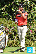 Pablo Larrazabal (ESP) waits to tee off on 3 during Rd4 of the World Golf Championships, Mexico, Club De Golf Chapultepec, Mexico City, Mexico. 2/23/2020.<br /> Picture: Golffile   Ken Murray<br /> <br /> <br /> All photo usage must carry mandatory copyright credit (© Golffile   Ken Murray)