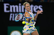 Madison Keys of the United States in action during her second round match at the 2020 Australian Open, WTA Grand Slam tennis tournament on January 22, 2020 at Melbourne Park in Melbourne, Australia - Photo Rob Prange / Spain ProSportsImages / DPPI / ProSportsImages / DPPI