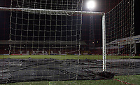 Photo: Paul Thomas.<br />Rotherham United v Swansea City. Coca Cola League 1.<br />06/02/2007.<br /><br />Rotherham's Millmoor Football Ground is closed at the away end due to it being frozen, which forces the game to be called off.