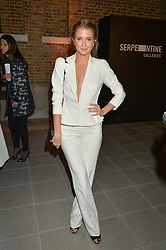 MILLIE MACKINTOSH at the Future Contemporaries Party in association with Coach at The Serpentine Sackler Gallery, West Carriage Drive, Kensington Gardens, London on 21st February 2015.