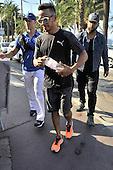 Lewis Hamilton in Cannes