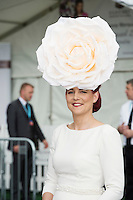 30/07/2015 report free : Winners Announced in Kilkenny Best Dressed Lady, Kilkenny Best Irish Design &amp; Kilkenny Best Hat Competition at Galway Races Ladies Day <br /> At the event was Joanne Murphy,  Kerry <br /> Photo:Andrew Downes, xposure