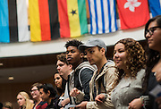 International Day of Tolerance at the Hemmingson Center. (Photo by Gonzaga University)
