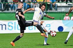 football match between NS Mura and NK Maribor in 10th Round of Prva liga Telekom Slovenije 2018/19, on September 30, 2018 in Mestni stadion Fazanerija, Murska Sobota, Slovenia. Photo by Mario Horvat / Sportida