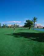 Mirage Golf Course, Las Vegas, Nevada, USA<br />