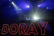 French house music producer and DJ, Norman Doray performs live on stage at Brixton Academy on May 6, 2011 in London, England.  (Photo by Simone Joyner)