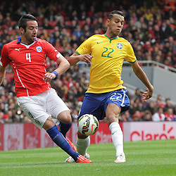 Brazil v Chile | International Friendly | 29 March 2015