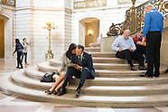 Amy + Eric (SF City Hall)