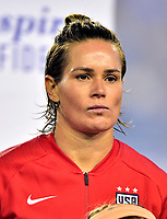 International Women's Friendly Matchs 2019 / <br /> SheBelieves Cup Tournament 2019 - <br /> United States vs Brazil 1-0 ( Raymond James Stadium - Tampa-FL,Usa ) - <br /> Ashlyn Michelle Harris of United States