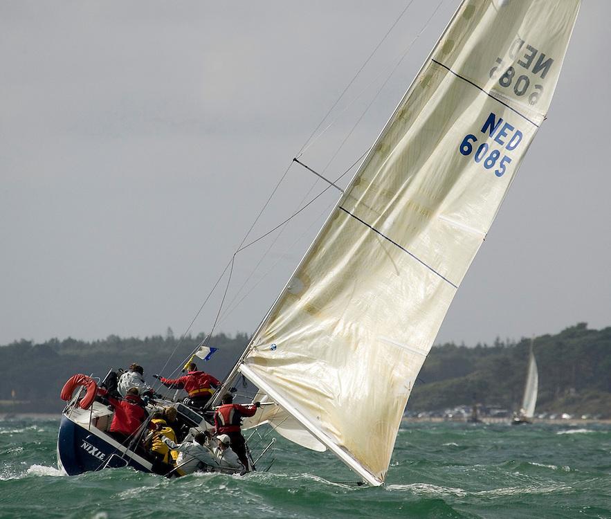 """The Dutch X332, """"Nixie"""".Day 3 Skandia Cowes Week 2006"""