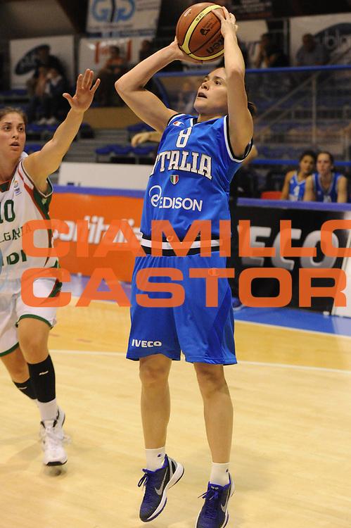 DESCRIZIONE : Pomezia Raduno Collegiale Nazionale Italiana Femminile Italia Bulgaria<br /> GIOCATORE : giulia gati<br /> CATEGORIA : tiro<br /> SQUADRA : Nazionale Italia Donne <br /> EVENTO : Raduno Collegiale Nazionale Italiana Femminile <br /> GARA : Italia Bulgaria<br /> DATA : 25/05/2012 <br /> SPORT : Pallacanestro <br /> AUTORE : Agenzia Ciamillo-Castoria/GiulioCiamillo<br /> Galleria : Fip Nazionali 2012<br /> Fotonotizia : Pomezia Raduno Collegiale Nazionale Italiana Femminile Italia Bulgaria<br /> Predefinita :